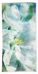 Blooming Beach Towel