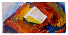 Bread And Butter Beach Towel