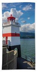Brockton Point Lighthouse Beach Towel