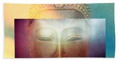 Buddha Beach Towel