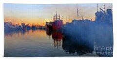 Beach Towel featuring the photograph Buenos Aires 005 by Bernardo Galmarini
