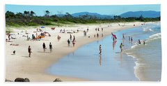 Byron Bay Main Beach Beach Towel