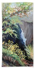 Canyon Land Beach Towel