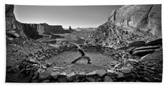 Canyonlands Kiva Beach Towel