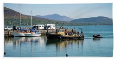 Carlingford Lough Beach Towel