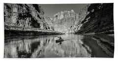 Cataract Canyon Beach Towel