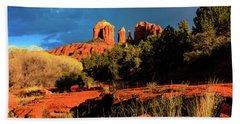 Cathedral Rock Arizona Beach Sheet