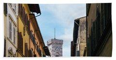 Cattedrale Di Santa Maria Del Fiore, Florence Beach Sheet