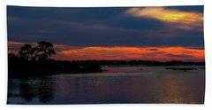 Ceader Key Florida  Beach Towel