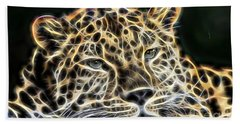 Cheetah Collection Beach Towel