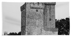 Clackmannan Tower Beach Towel