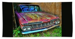 Classic Chevy Beach Towel