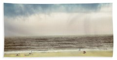 Clearing Storm Montauk Beach Towel