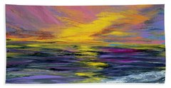 Collection Art For Health And Life. Painting 8 Beach Sheet