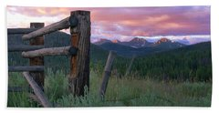 Colorado Glory Beach Towel by Ronda Kimbrow