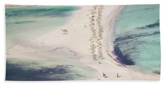 Crete Beach Sheet by Milena Boeva