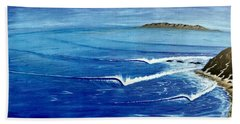 Dana Point 1950s Beach Sheet