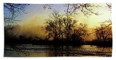 Beach Towel featuring the photograph Morning Dawn by EDi by Darlene