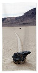 Death Valley Racetrack Beach Sheet