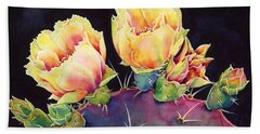 Desert Bloom 2 Beach Towel