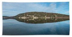 Devils Lake Beach Sheet