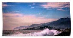 Distant Shores Beach Towel