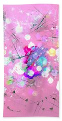 Drizzle  Beach Towel by Don Wright