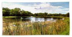 Duck Pond Beach Sheet