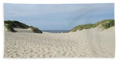 Dunes Of Schoorl Beach Towel