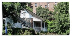 Dyckman House Beach Towel