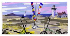 East Coast Elliptigo Classic Beach Towel
