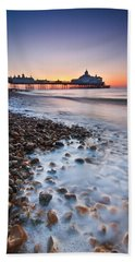 Eastbourne Sunrise Beach Towel