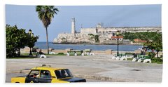 El Morro Beach Towel