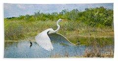 Everglades Impressions Beach Sheet