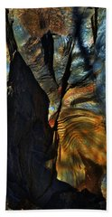 Beach Towel featuring the photograph Faces by EDi by Darlene