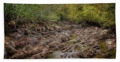 Fall At Fane Creek Beach Sheet
