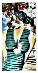 Fete-soulac-1900_32 Beach Towel