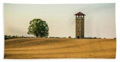 Field Of Gold - Antietam National Battlefield Beach Towel