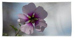 Flower In Focus Beach Towel