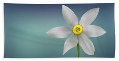 Flower Paradise Beach Towel