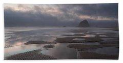 Forbidden Coast Beach Towel