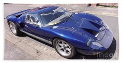 Ford Gt40 Beach Towel