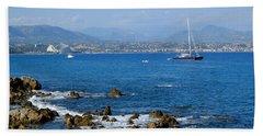 French Riviera Beach Sheet