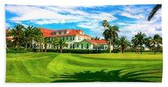 Gasparilla Inn, Boca Grande Fl Beach Sheet