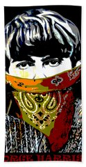 George Harrison Beach Sheet