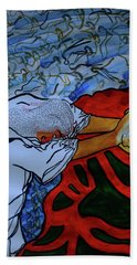 Gethsemane Beach Towel
