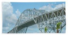 Harbor Bridge Beach Sheet