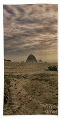 Haystack Rock Beach Sheet
