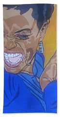 Hazel Scott Beach Towel