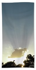 Heavenly Rays Beach Sheet
